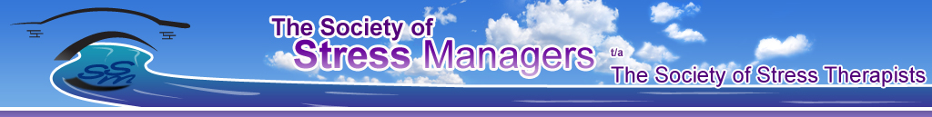 Manage your stress - Find help with the Society of Stress Managers